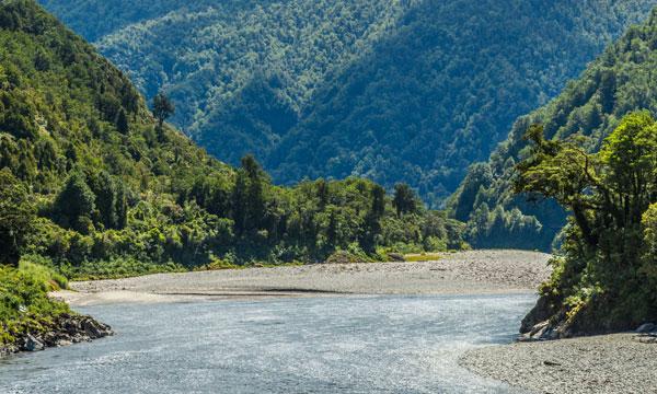 Buller Gorge to Reefton