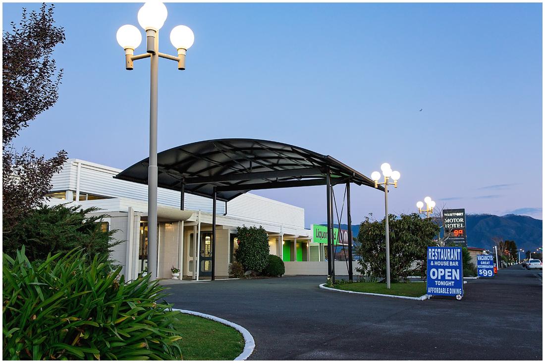 Westport Hotels Accommodation West Coast Nz Official